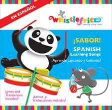 Whistlefritz – Sabor! Spanish Learning Songs