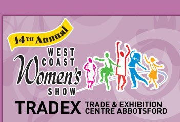 West Coast Women's Show 2014