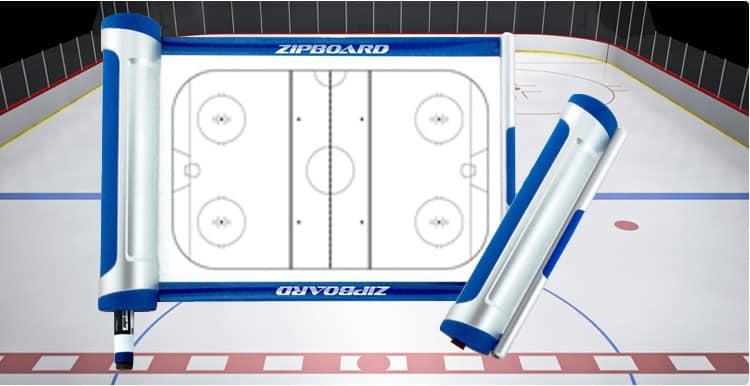 Zipboard - Hockey