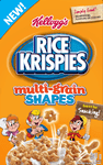 A Crafternoon with Kellogg's Rice Krispies Multi-Grain Shapes