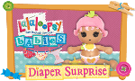 Lalaloopsy Babies™ Diaper Surprise