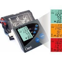 Ozeri BP4M CardioTech Premium Series Digital Arm Blood Pressure Monitor