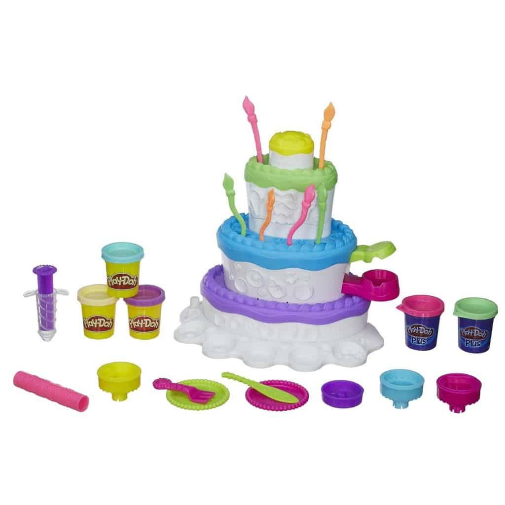 Play Doh Sweet Shoppe Cake Mountain