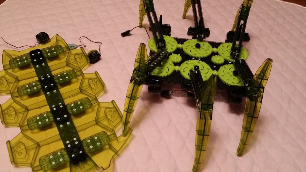 hexbug vex robotics instructions