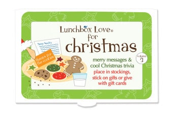 LunchBox Love for Christmas