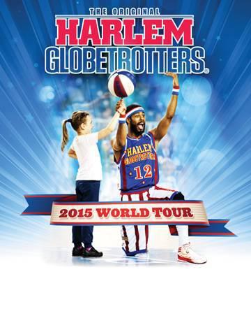 Harlem Globetrotters 2015 World Tour