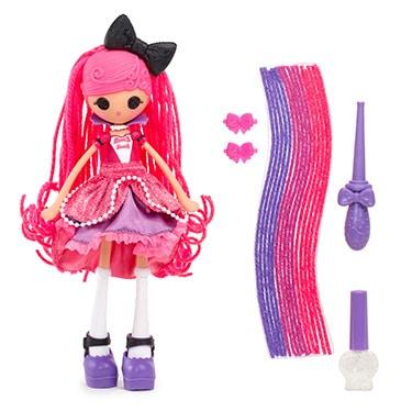 Crazy Hair Doll Confetti Carnivale