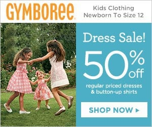 Gymboree Easter Sale