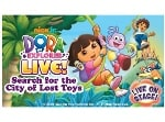 Dora the Explorer LIVE – Search for the Lost City of Toys 2015