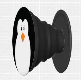 Penguin PopSocket