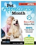 Bosley's & Pet Valu Pet Appreciation Month