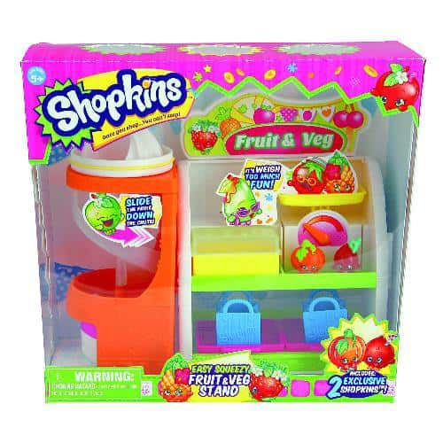 Shopkins Fruit and Vegetable stand