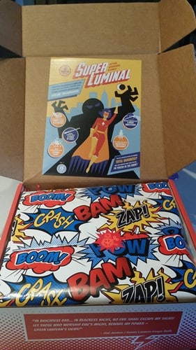 Super Luminal Box