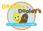 Deedee and Dooley's Potty Progress Game