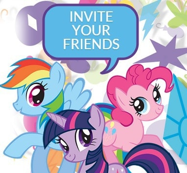 Everyday Is Friendship Day   My Little Pony