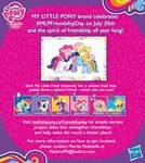 My Little Pony Friendship Day