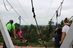 Queen Elizabeth Park Vancouver – Zipline