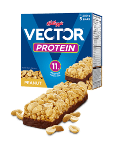 Vector Protein Chewy Bars