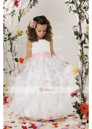 GBridal Flower Girl Dress