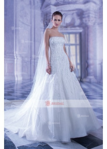 Gbridal wedding dress