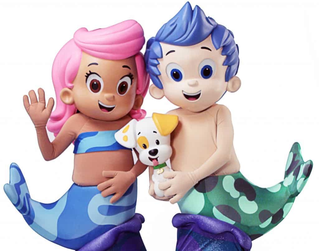 Bubble Guppies Live - Ready to Rock 2015 | MomMomOnTheGo com