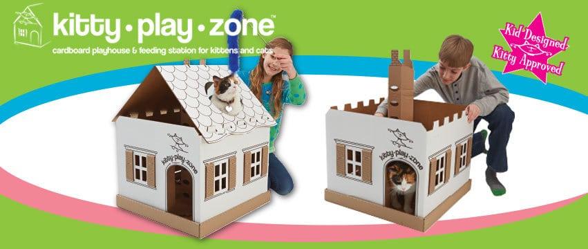 Kitty Play Zone 1