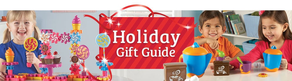 Learning Resources Holiday Gift Guide