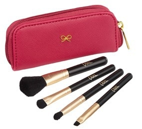 Quo Ready Set Travel Brush Set
