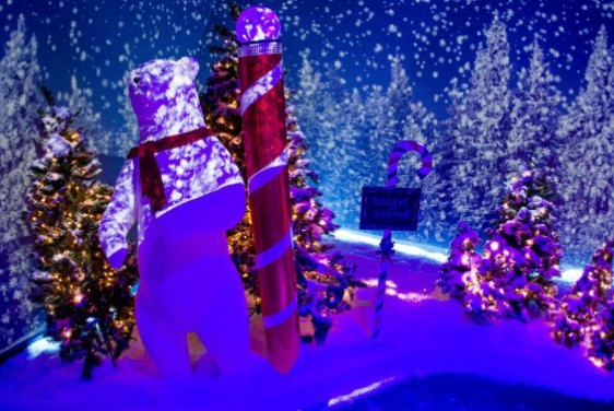 Christmas in Vancouver   FlyOver Canada