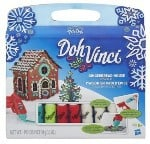 DohVinci Style Your Season Gingerbread House Design Kit