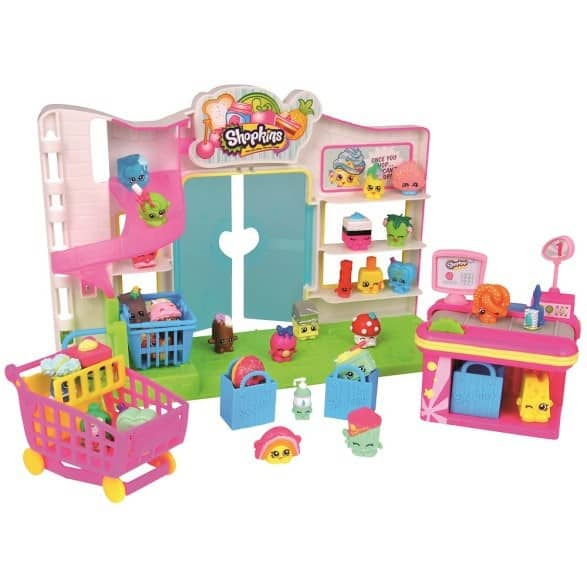 Shopkins Check It Out