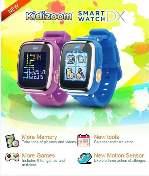 VTech Smartwatch Canada   Smartest Watch for Kids