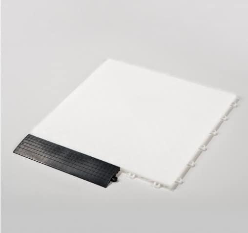 Edging for HockeyShot Hockey Flooring Tiles