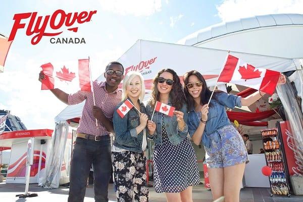 Photo Credit:  FlyOver Canada