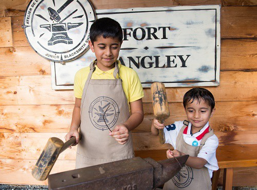 Summer @ Fort Langley National Historic Site