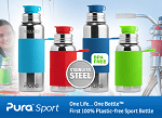 Pura Stainless Steel Bottles