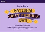 National Best Friends Day