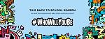 #WhoWillYouBe