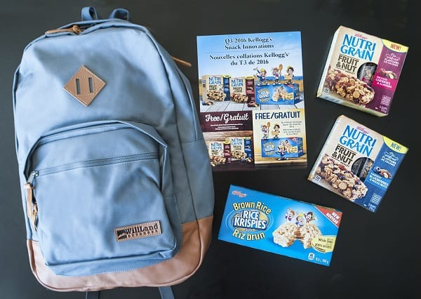 Back-to-School Prize Pack