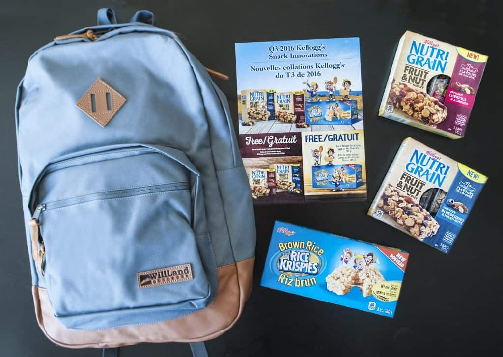 Back to School with Kelloggs