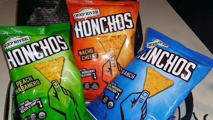 Deep River Snacks – Honchos