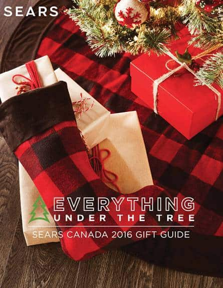 Sears Holiday Gift Guide