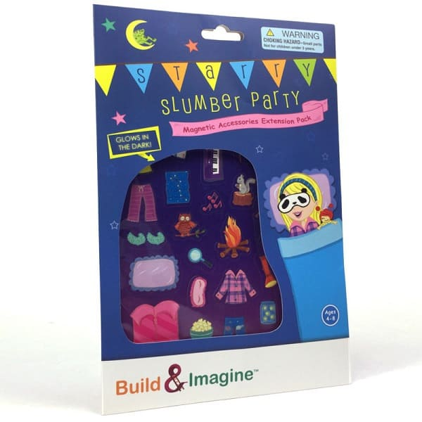 Build & Imagine Slumber Party Expansion Kit