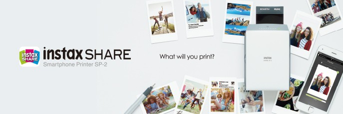 Fujifilm – Instax Share SP2
