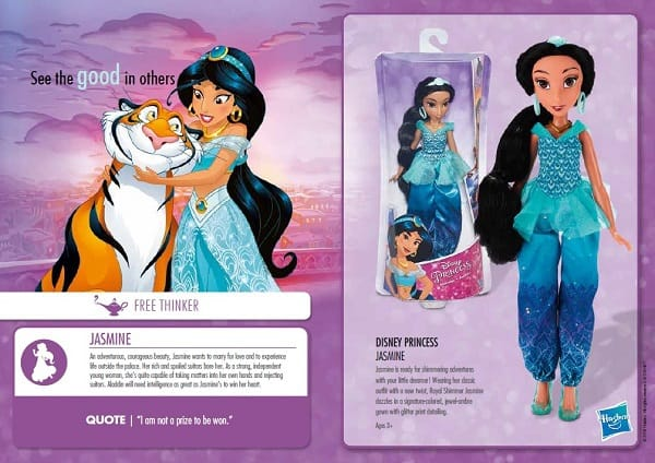 Disney Princess – Jasmine