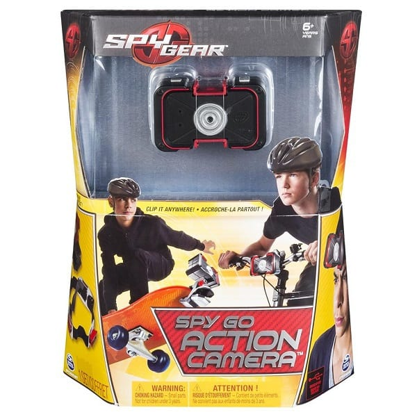 Spy Gear – Spy Go Action Camera