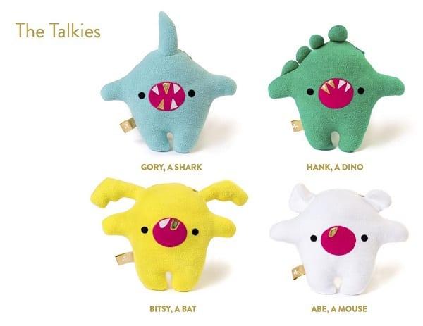Toymail – The Talkies