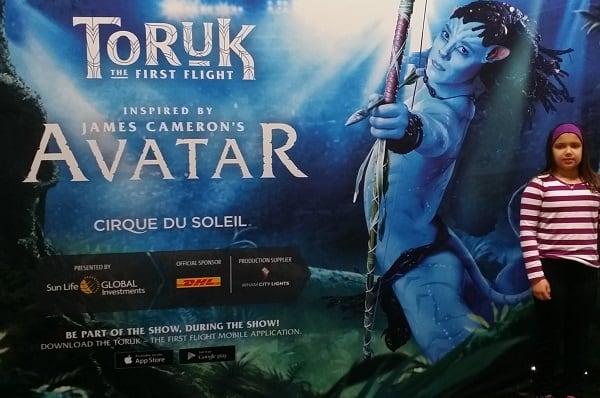 Cirque du Soleil – Toruk The First Flight Review