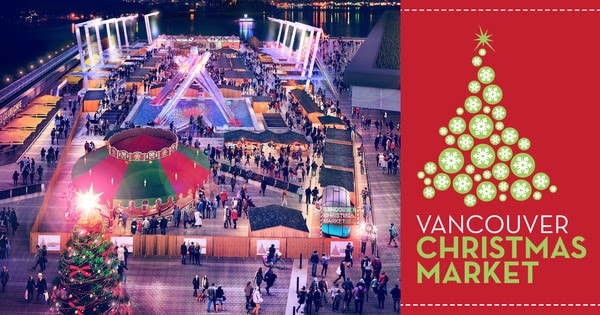 Vancouver Christmas Market 2016