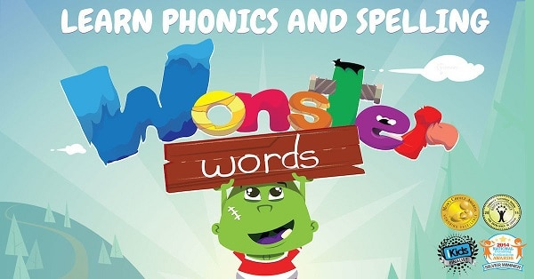 Wonster Words: ABC Phonics & Spelling